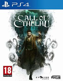 Call Of Cthulhu (PS4) - [AT-PEGI]