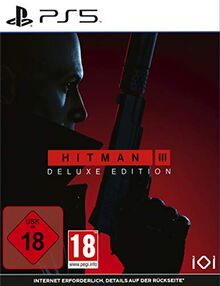 HITMAN 3 Deluxe Edition (Playstation 5 / Playstation VR)