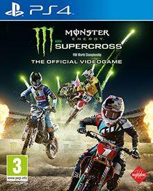 Monster Energy Supercross [Playstation 4]