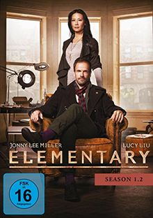 Elementary - Season 1.2 [3 DVDs]