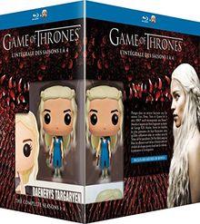 Game of Thrones (Le Trône de Fer) - L'intégrale des saisons 1 à 4 [+ figurine Pop! (Funko)]