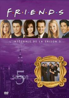 Friends - L'Intégrale Saison 5 - Édition 3 DVD (Nouveau Packaging) [FR Import]