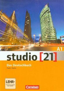 studio [21] - Grundstufe: A1: Gesamtband - Das Deutschbuch (Kurs- und Übungsbuch mit DVD-ROM): DVD: E-Book mit Audio, interaktiven Übungen, Videoclips