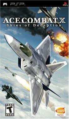 Ace Combat X: Skies of Deception(輸入版)