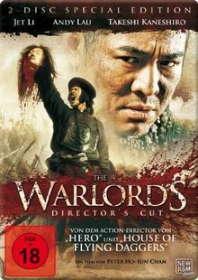The Warlords - Director's Cut (2 Disc Special Edition) (Iron Edition)