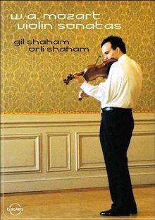 Mozart, Wolfgang Amadeus - Violin Sonatas