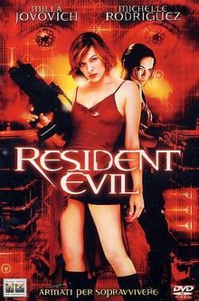 Resident evil [IT Import]
