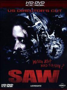 Saw [HD DVD]