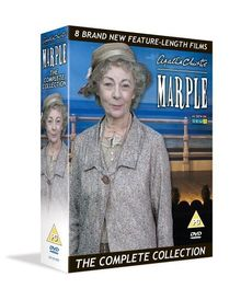Agatha Christie's Marple - The Complete Collection [8 DVDs] [UK Import]