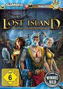 GaMons - Lost Island: Die Insel der ewigen Stürme [PC]
