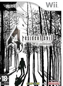 Resident Evil 4 [nintendo Wii]