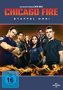 Chicago Fire - Staffel 3 [6 DVDs]