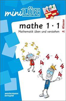 miniLÜK: Mathe 1x1: Mathematik üben und verstehen ab 2. Klasse