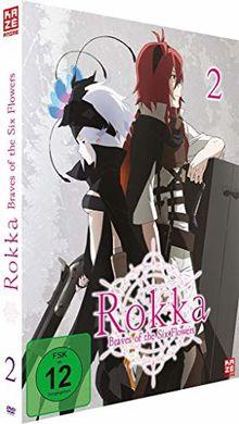 Rokka: Braves of the Six Flowers - DVD 2