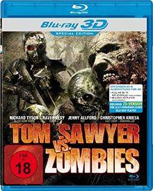 Tom Sawyer vs. Zombies [3D Blu-ray] [Special Edition]