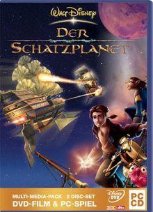 Der Schatzplanet (DVD + PC-Spiel)