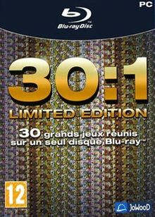 30 Jowood spiels - 30:1 Limited Edition Blu-Ray [import FR]
