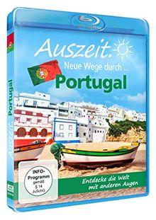 Auszeit. Neue Wege durch... Portugal [Blu-ray]