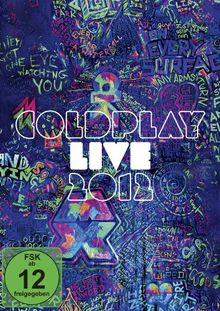 Coldplay - Live 2012 [Limited Edition] DVD+CD