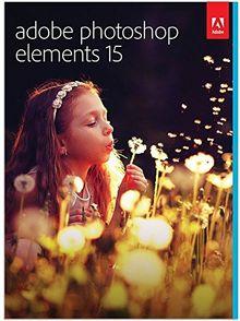 Adobe Photoshop Elements 15 Standard   PC/Mac   Disc