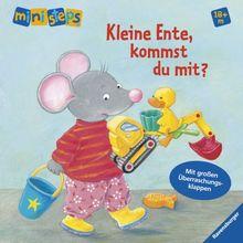 ministeps® Bücher: Kleine Ente, kommst du mit?: Ab 18 Monaten