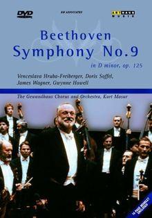 Beethoven, Ludwig van - Symphonie Nr. 9 d-Moll op. 125