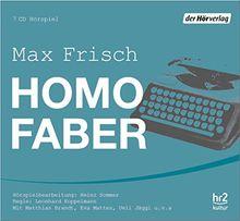 Homo faber: Hörspiel mit Musik-CD der HR Bigband