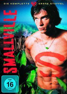 Smallville - Die komplette erste Staffel [6 DVDs]