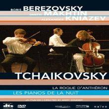 Les Pianos De La Nuit - Tschaikowsky,Peter Iljitsch