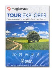 Tour Explorer 25 - Bayern Version 4.0