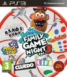 Hasbro Family Game Night 3 (Sony PS3) [Import UK]