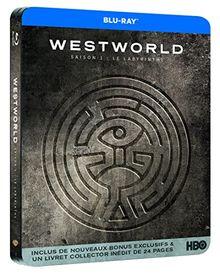 Coffret westworld, saison 1 : le labyrinthe [Blu-ray] [FR Import]