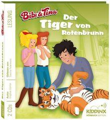 """Hörbuch """"der Tiger Von Rotenbrunn"""""""