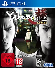 Yakuza Kiwami D1 Edition SteelBook [PlayStation 4]
