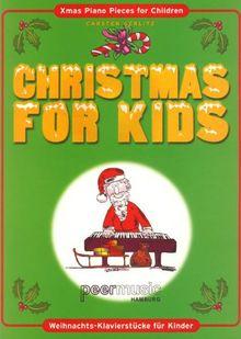 Christmas for Kids. Klavier
