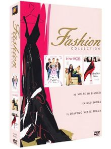 Fashion collection - 27 volte in bianco + In her shoes + Il diavolo veste Prada [3 DVDs] [IT Import]