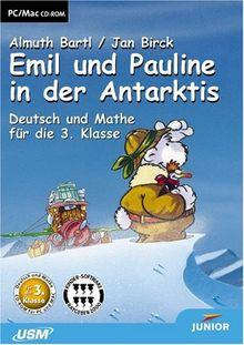 Emil und Pauline in der Antarktis - 3. Klasse