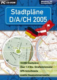 Stadtpläne - D, A, CH 2005