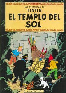 Tintín: El templo del Sol (LAS AVENTURAS DE TINTIN CARTONE)