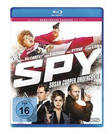 Spy: Susan Cooper Undercover [Blu-ray]