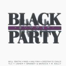 Black Summer Party