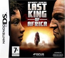 LAST KING OF AFRICA DS