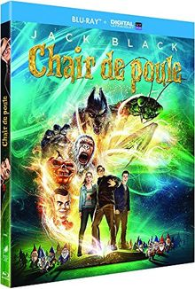 Chair de poule [Blu-ray] [FR Import]