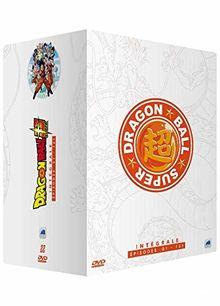 Coffret dragon ball super, saisons 1 à 3, épisodes 1 à 131 [FR Import]