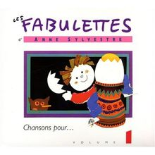 Fabulettes Vol.1:Chansons pour