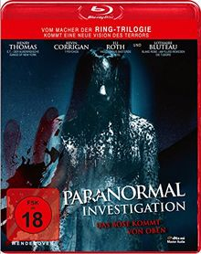 Paranormal Investigation - Das Böse kommt von oben (BD) [Blu-ray]