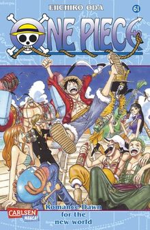 One Piece, Band 61: Romance Dawn for the new world
