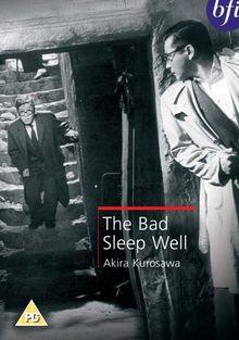 The Bad Sleep Well [UK Import]