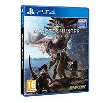 Monster Hunter World PS-4 UK