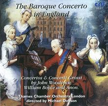 Das Barocke Konzert in England